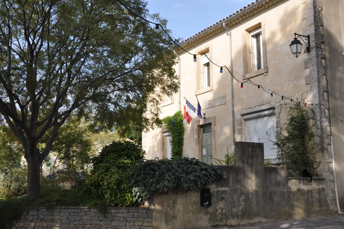 Mairie de Garrigues