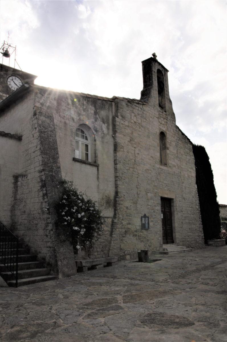 L'église St barthelemy de Garrigues