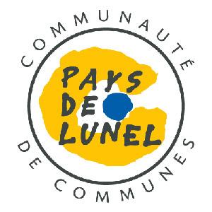 Logo Communauté de Communes du Pays de Lunel