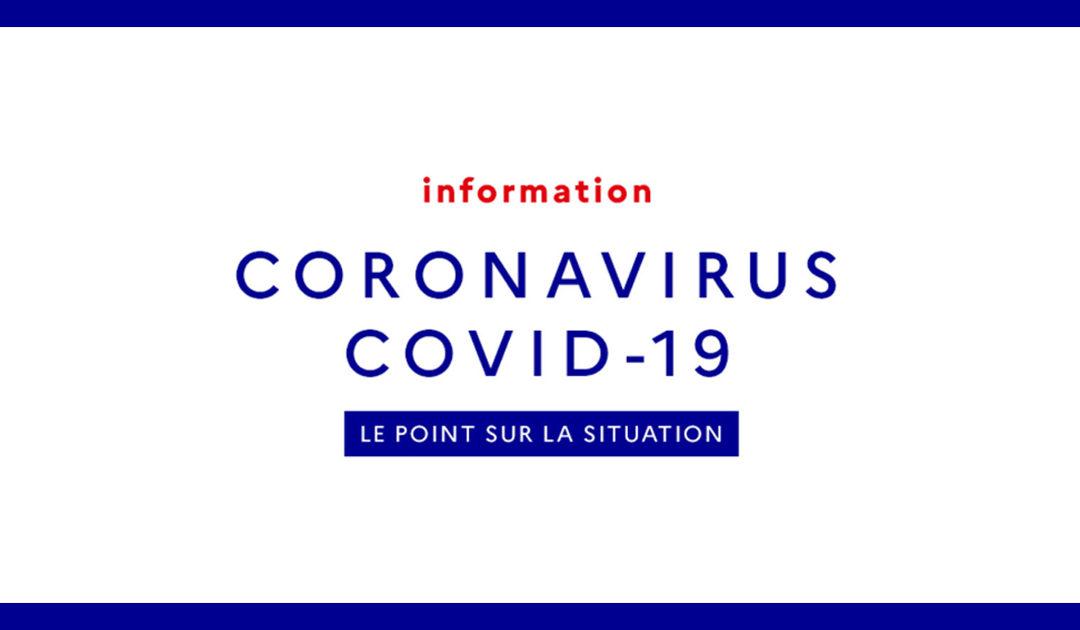 Information COVID 19